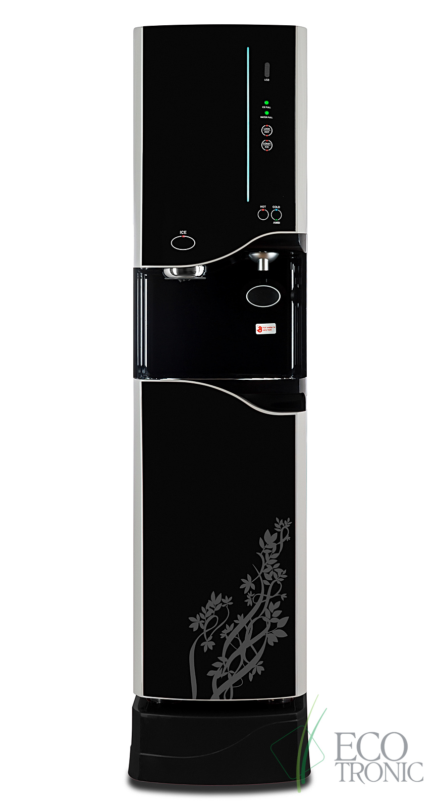 Пурифайер Ecotronic V80-R4LZ black