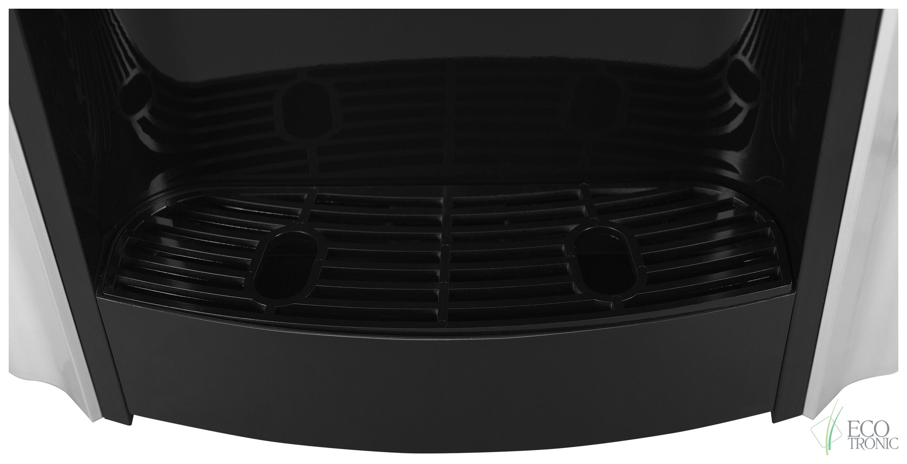 Кулер Ecotronic C21-TN black без охлаждения