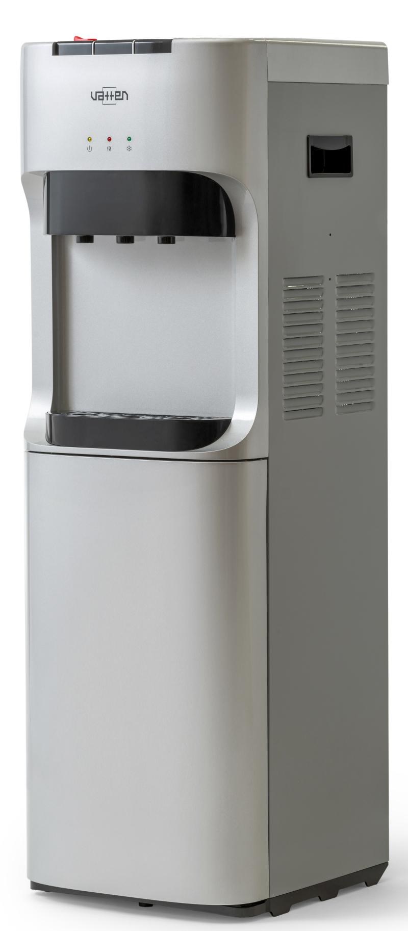 Кулер для воды VATTEN L45SE с нижней загрузкой бутыли