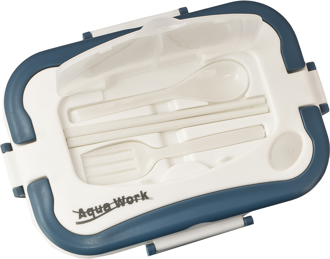 Ланчбокс с подогревом Aqua Work C5 220В синий