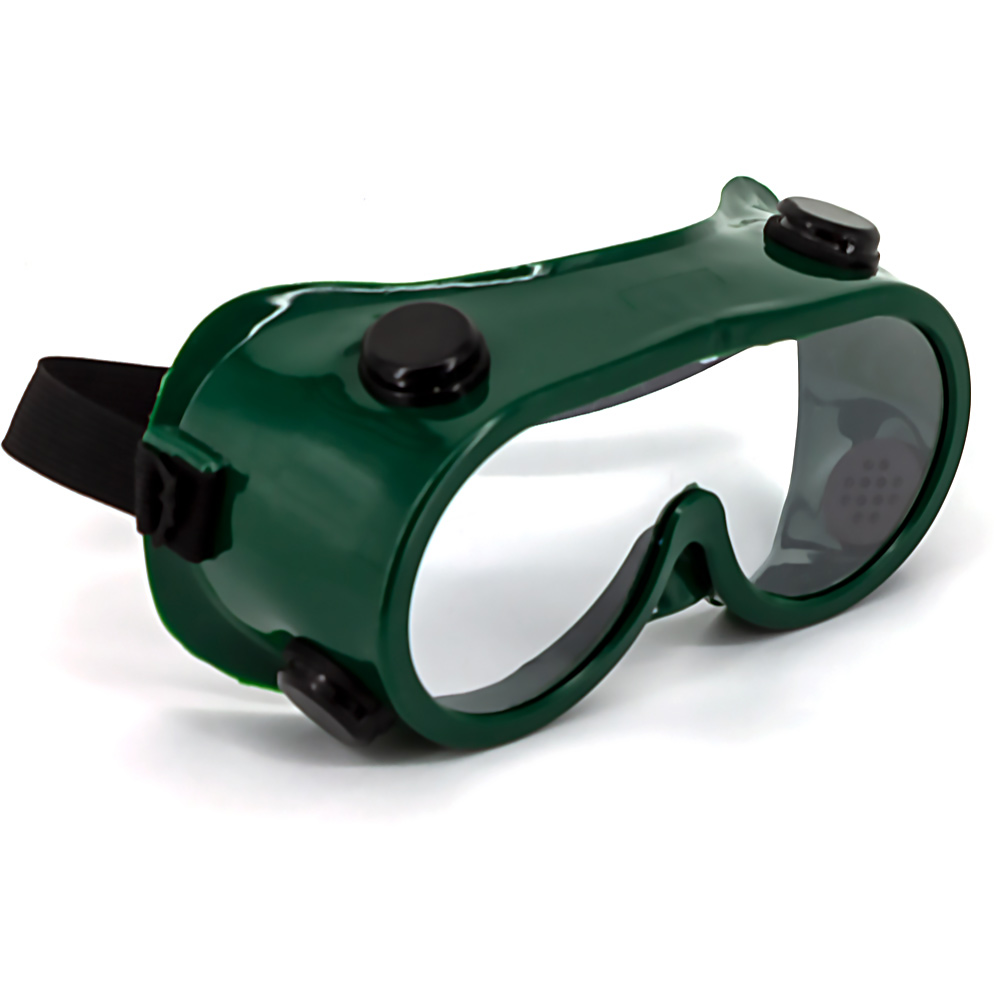 Очки для защиты зрения N-1 темно-зеленые