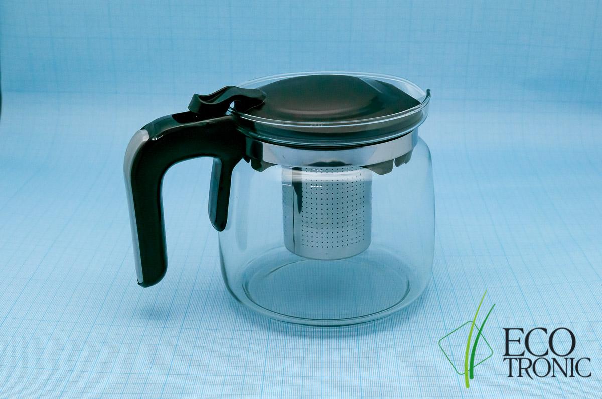 Чайник для тиабара стеклянный