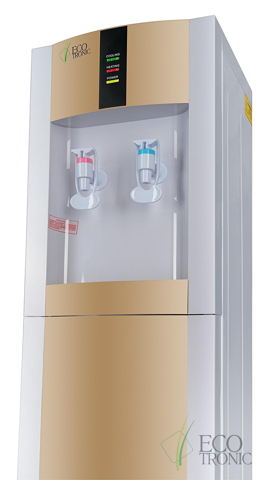 Кулер для воды Ecotronic H1-L gold