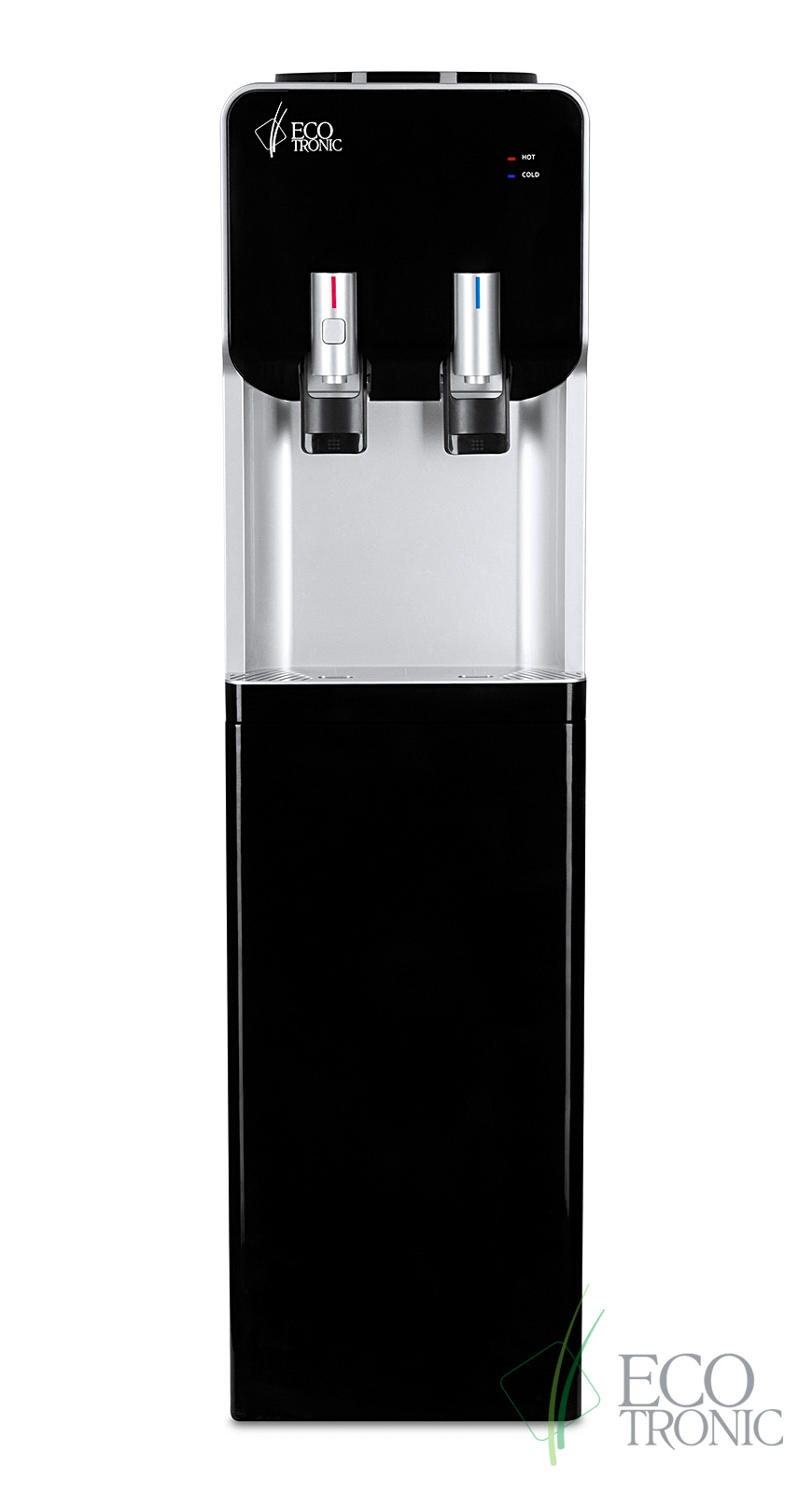 Кулер Ecotronic M40-LF black+silver