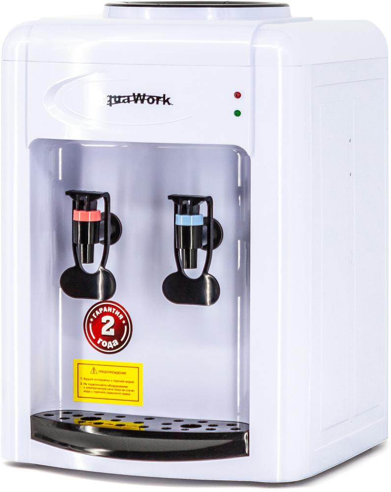 Водораздатчик Aqua Work 0.7-TWR бело-черный