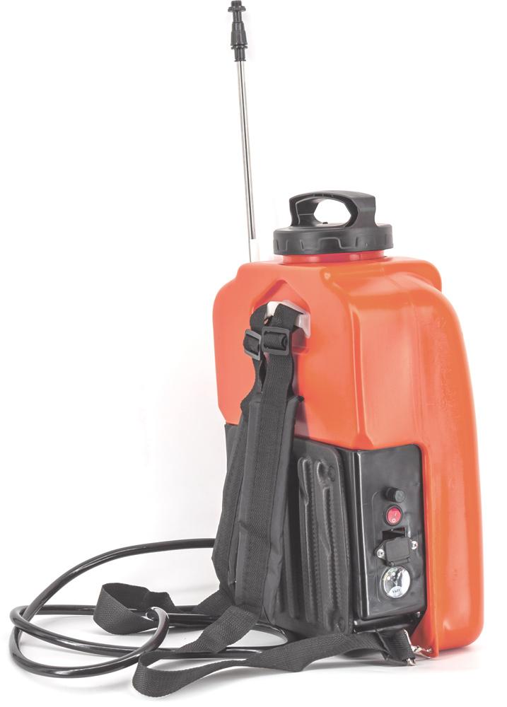 Опрыскиватель-дезинфектор ранцевый Aqua Work KF-12C-3