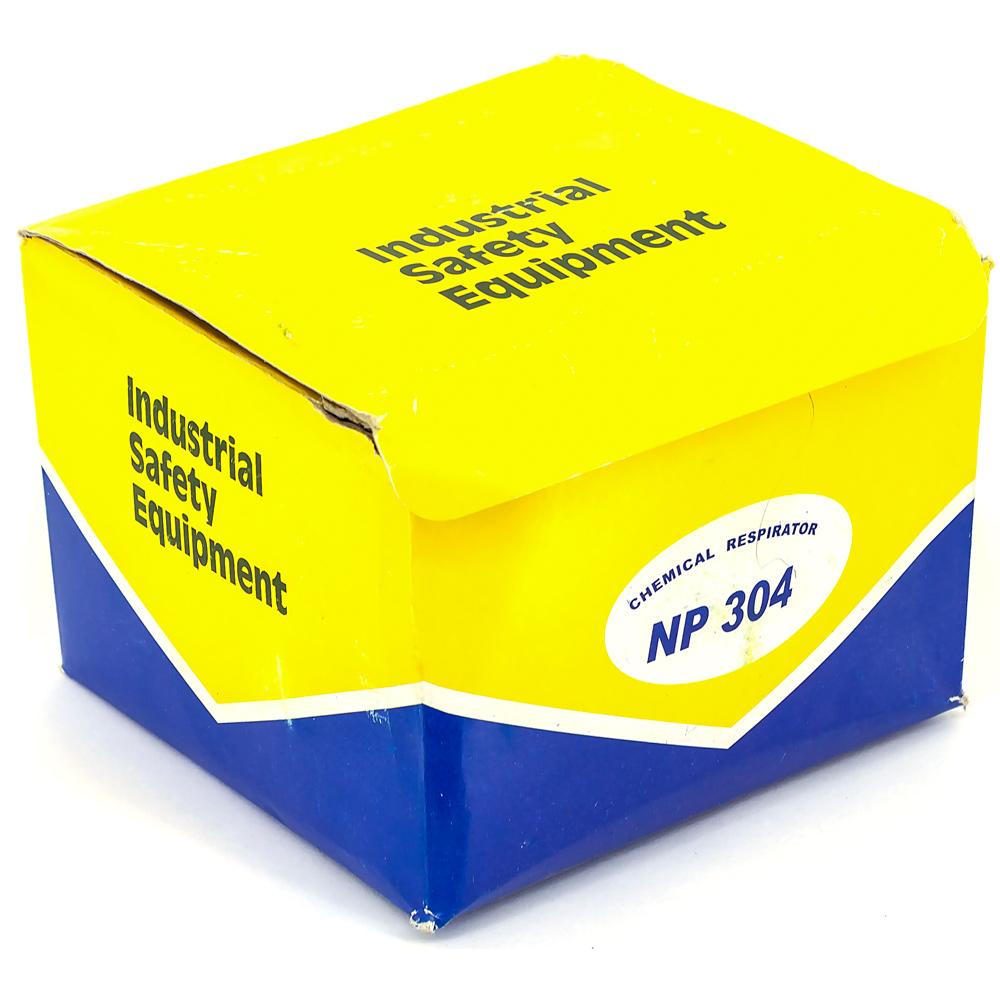 Респиратор со сменными фильтрами NP-304 (2 фильтра)