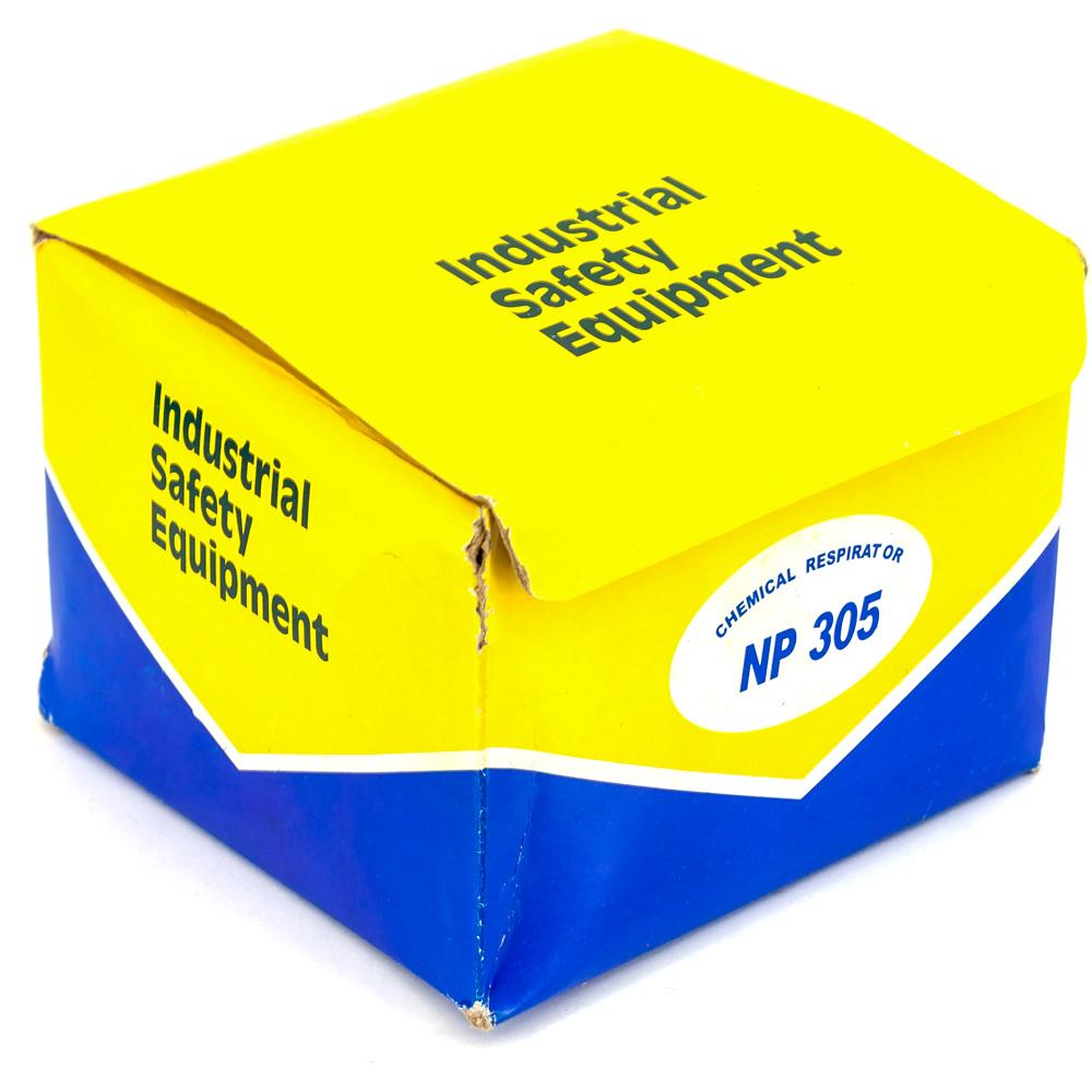 Респиратор со сменными фильтрами NP-305 (1 фильтр)