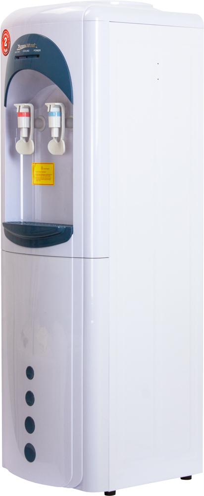 Кулер для воды Aqua Work 16-LD/HLN белый с нагревом и охлаждением