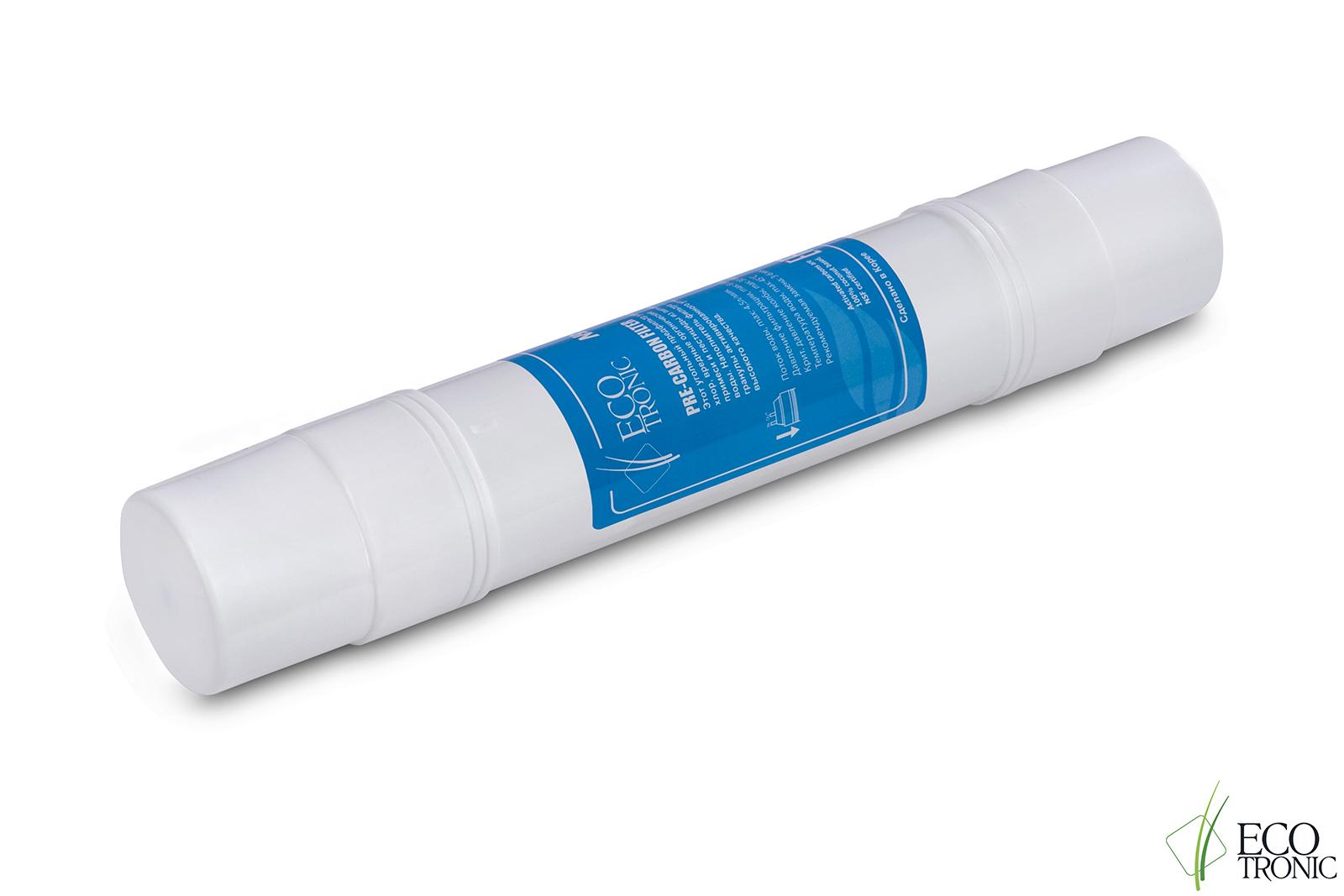 "Фильтр #2 Ecotronic Pre-carbon 14"""