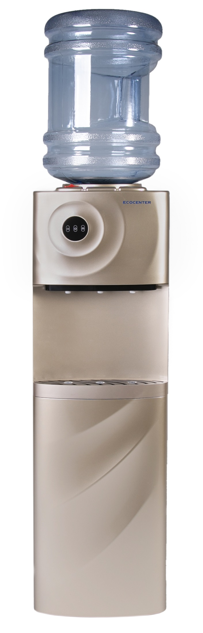Кулер для воды ECOCENTER A-F510C gold
