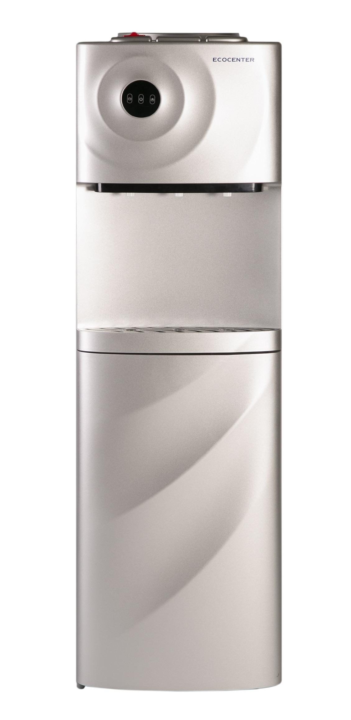 Кулер для воды ECOCENTER A-F510C silver