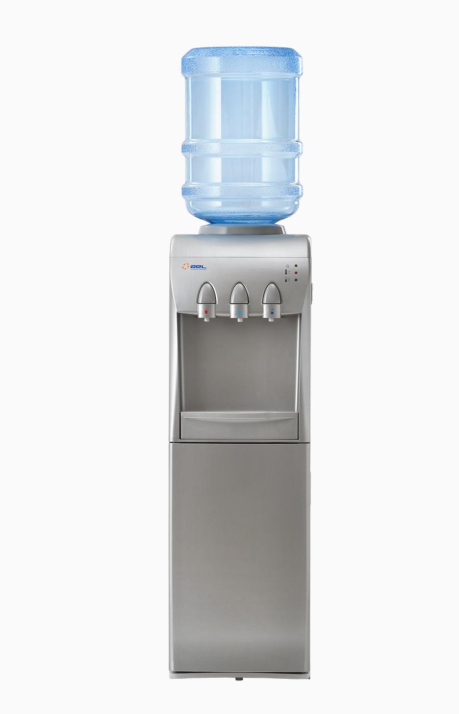 Кулер для воды LC-AEL-31b silver