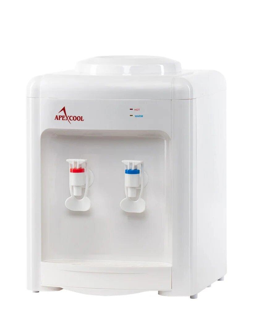 Кулер для воды ApexCool 36 TD белый