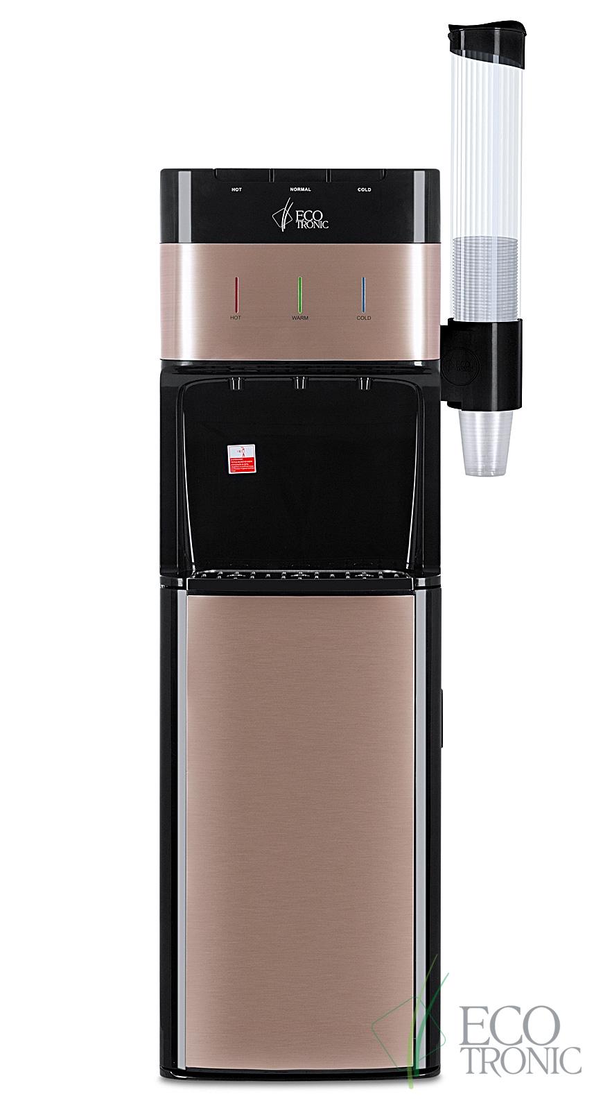 Пурифайер Ecotronic M30-U4L black+gold