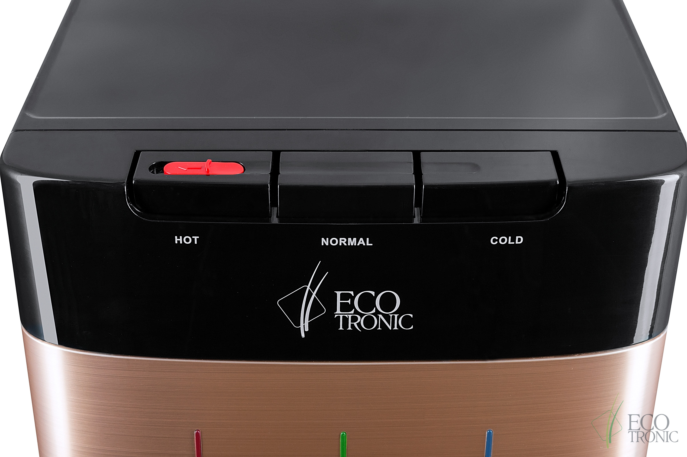 Пурифайер Ecotronic M30-U4LE black+gold