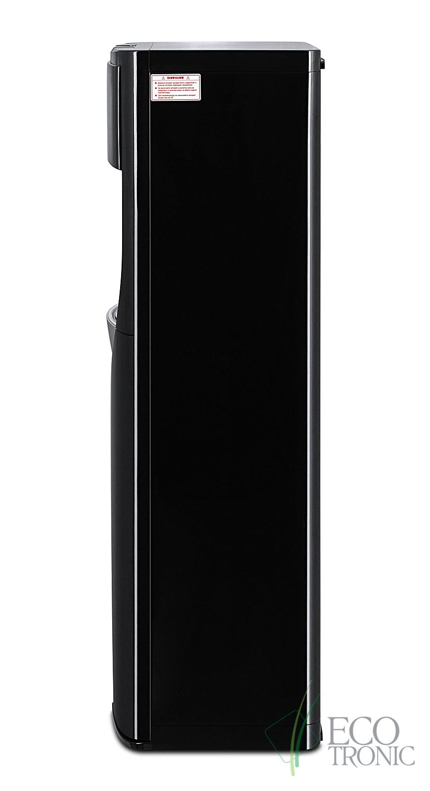 Кулер Ecotronic P10-LX black