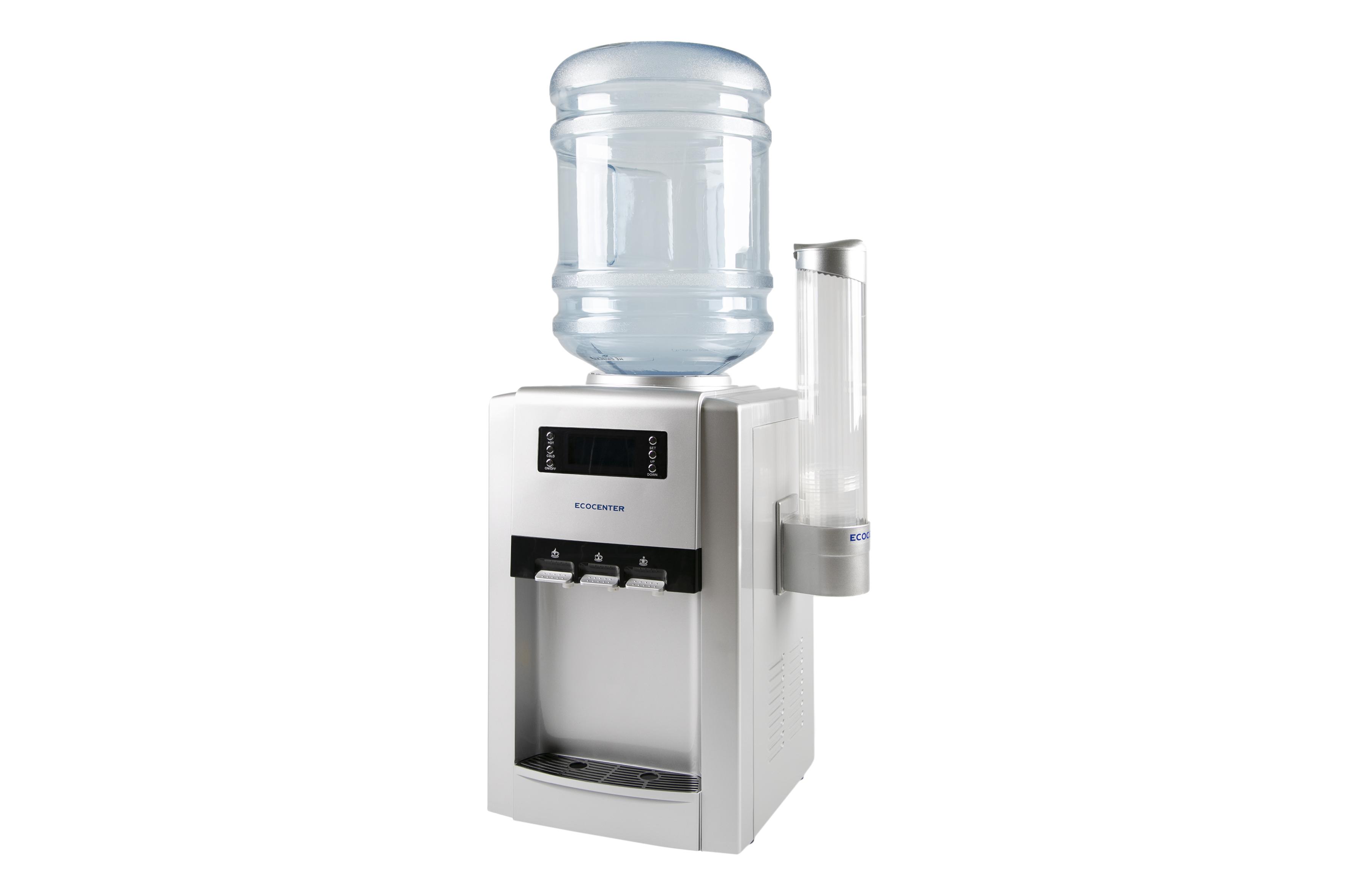 Кулер для воды ECOCENTER A-T110P с панелью управления