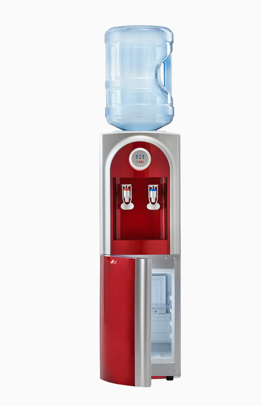 Кулер для воды LC-AEL-172b red