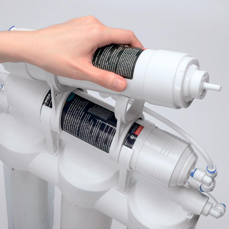 Система обратного осмоса Praktic Osmos OU400