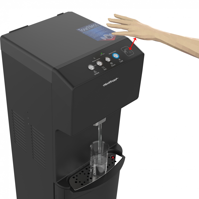 Кулер для воды HotFrost V450AMI Black