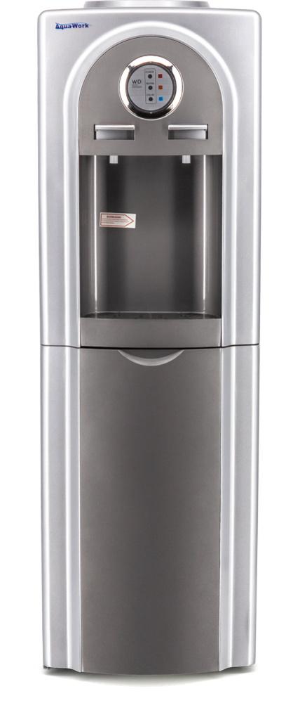Кулер для воды Aqua Work 5-VB серый