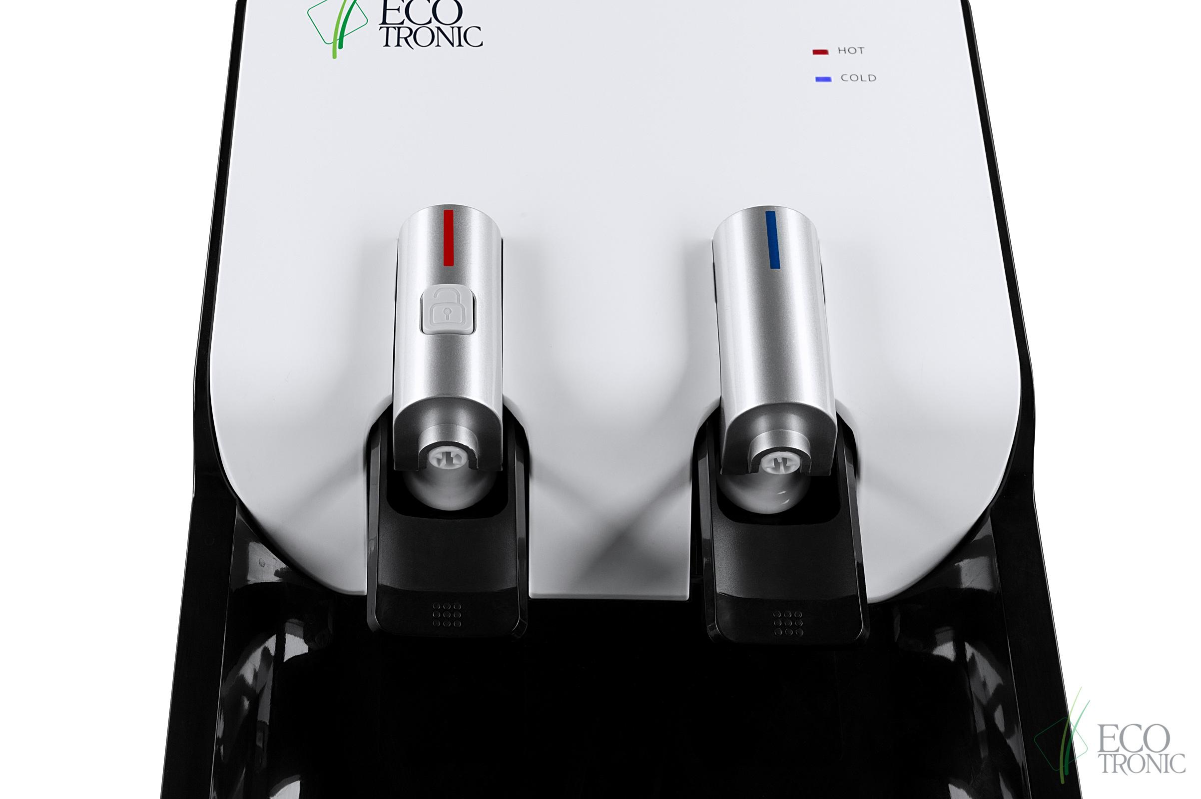 Кулер Ecotronic M40-LF white+black
