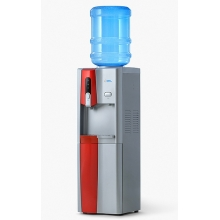 Кулер для воды LC-AEL-150B red с холодильником