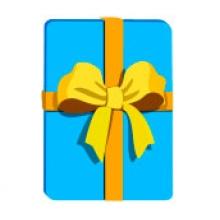 Подарочный сертификат на 15000 рублей