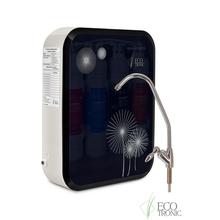 Система ультрафильтрации под мойку Ecotronic F2-U4 black