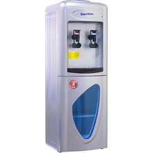 Кулер для воды Aqua Work 0.7-LDR серебро