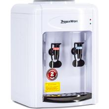 Кулер для воды Aqua Work 0.7-TDR бело-черный