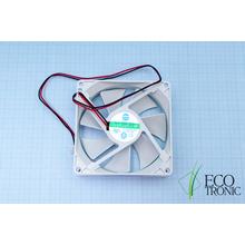 Вентилятор квадратный для электронной системы охлаждения кулера